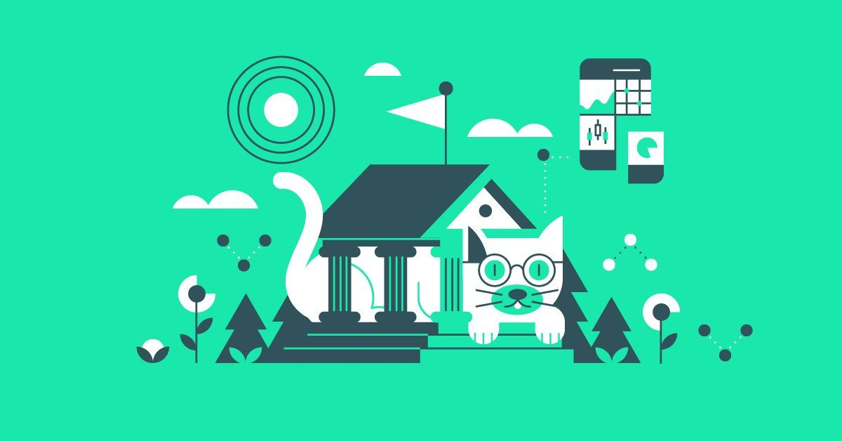 Twitter Fintech, Robinhood app, Financial management