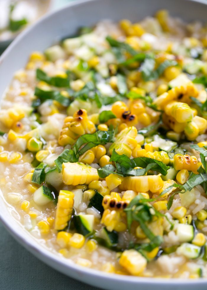 Zucchini Risotto Dairy Free Vegan Option Simply Whisked Recipe Risotto Recipes Recipes Vegetarian Recipes Dinner