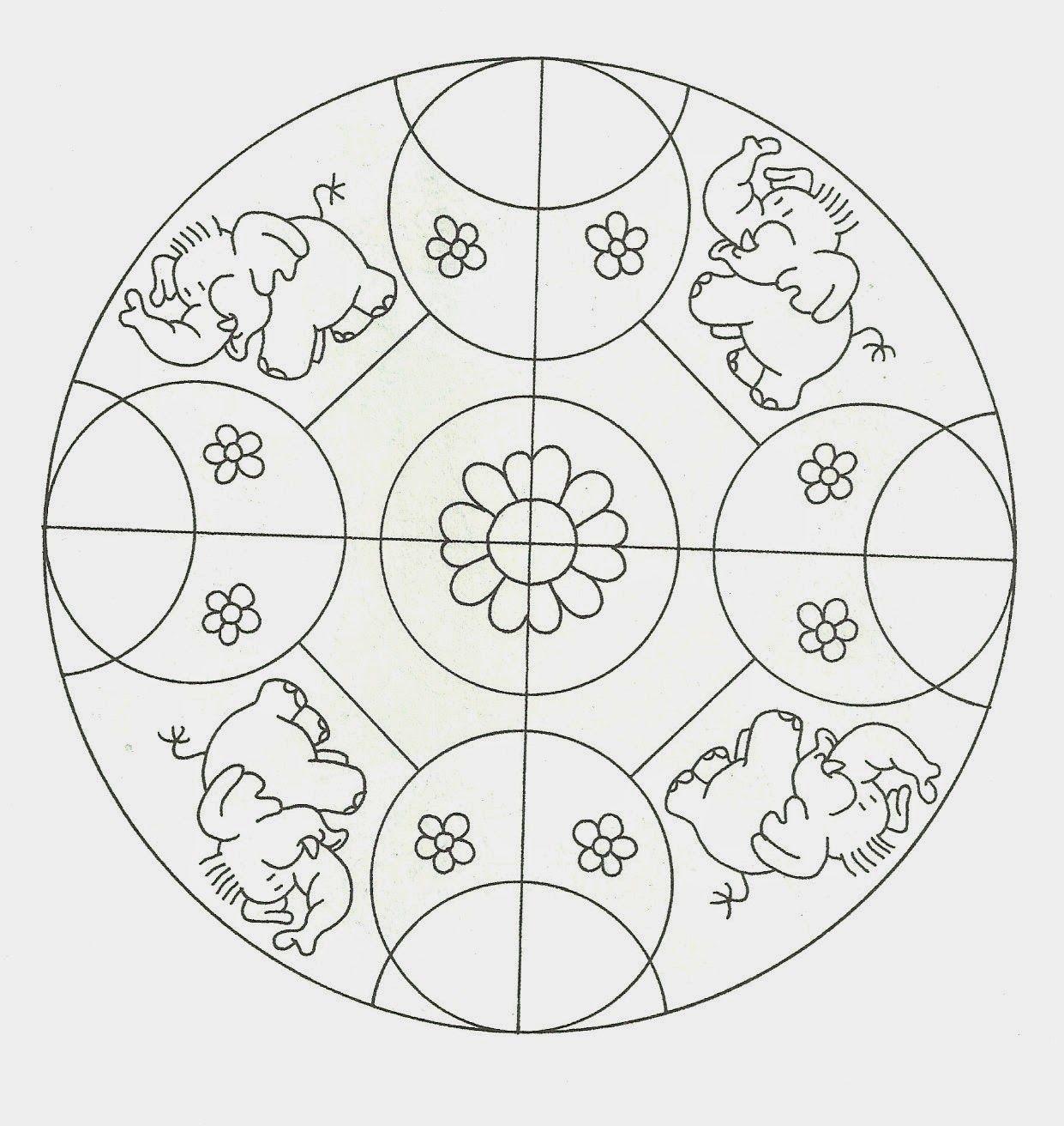 Mandalas Para Colorear Mandalas De Profesiones Mandalas Para Colorear Mandalas Mandalas Para Pintar Faciles