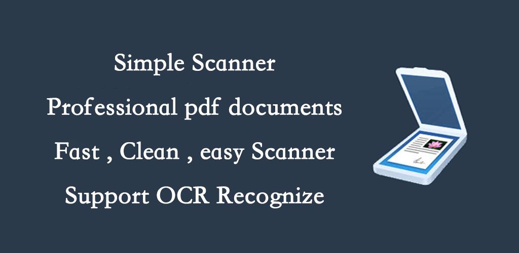 Simple Scan PDF Scanner App v4.0.2 Full Unlocked Paid