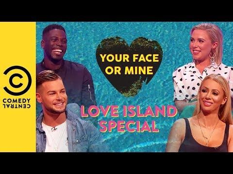 Your Face Or Mine | Love Island Special | Live Stream | Bin