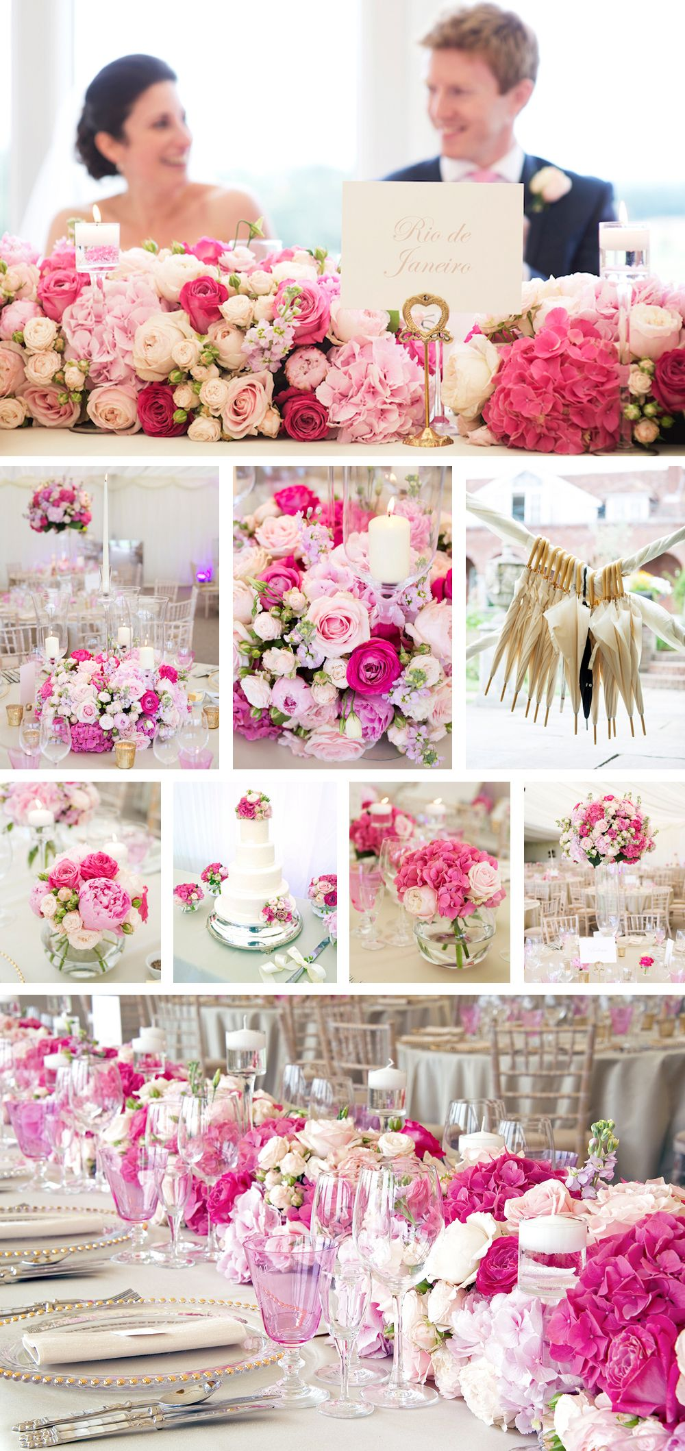 Wedding decorations luxury  Luxury wedding flowers by Philippa Craddock acclaimed wedding