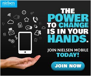 Nielsen Mobile: Get FREE Stuff for Using Your Mobile Device! on http://www.icravefreebies.com/