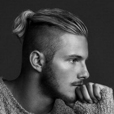 Alexander Ludwig As Bjorn Viking Haircut Haircuts For Men Alexander Ludwig