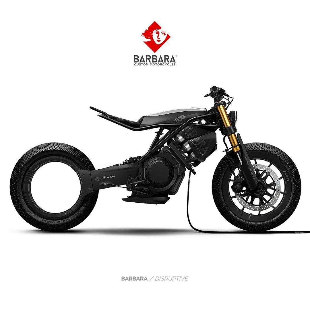 Barbaradisruptive Disruptivemotorcycle Prepa Motorcycles