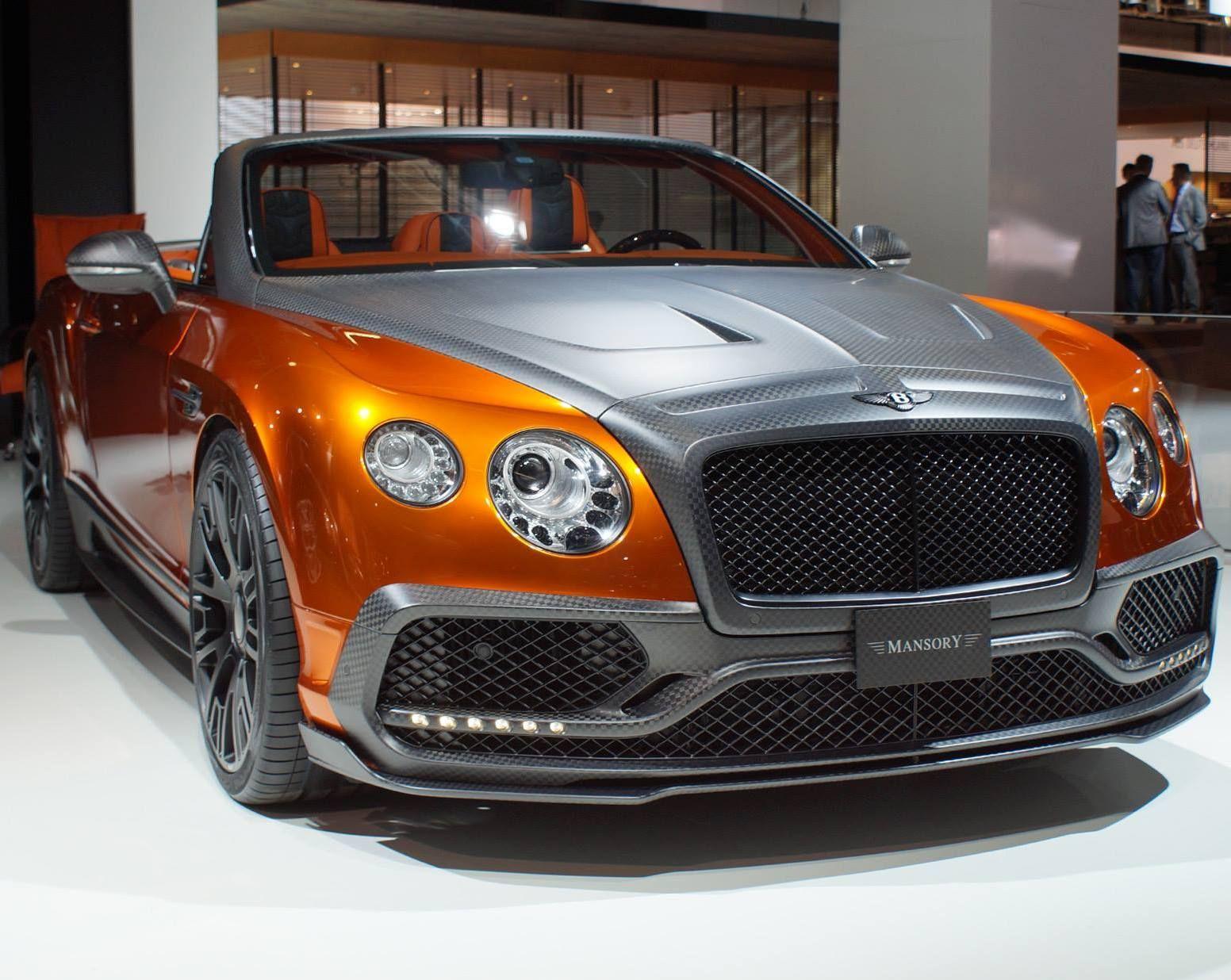 Bentley Continental GTC Visit TuningCult.com For All
