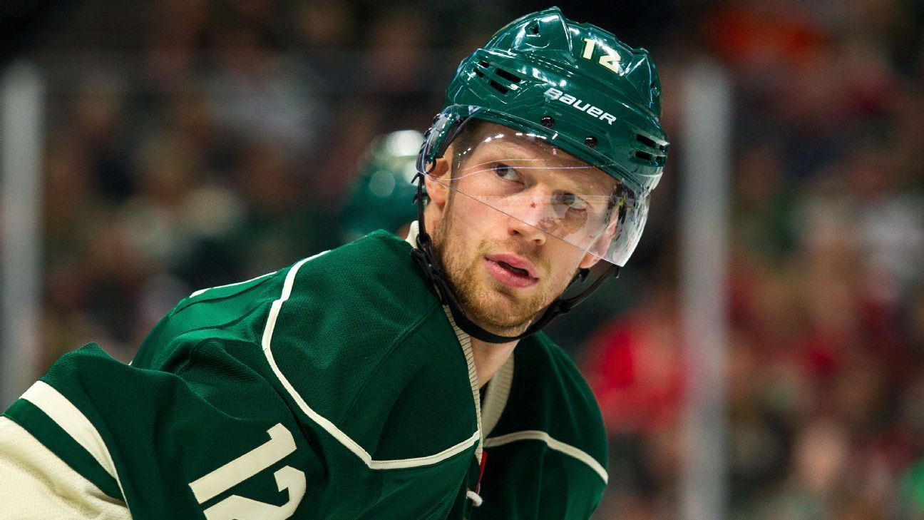 Staal taken to hospital after crash into boards Eric