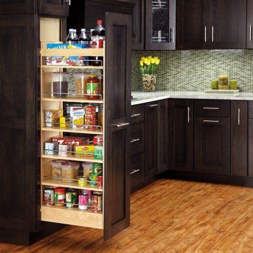 Pin de socorro huerta miranda en cocinas despensa y cocinas for Gabinete de almacenamiento de bano de madera