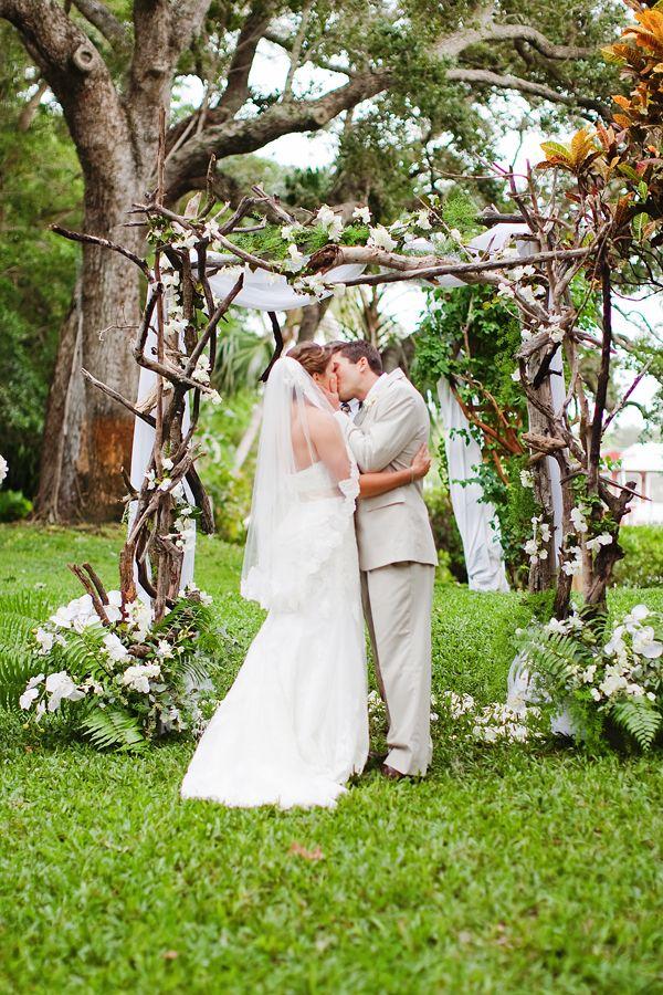 Florida Wedding By Desiree Dawn Events Southern Weddings Magazine