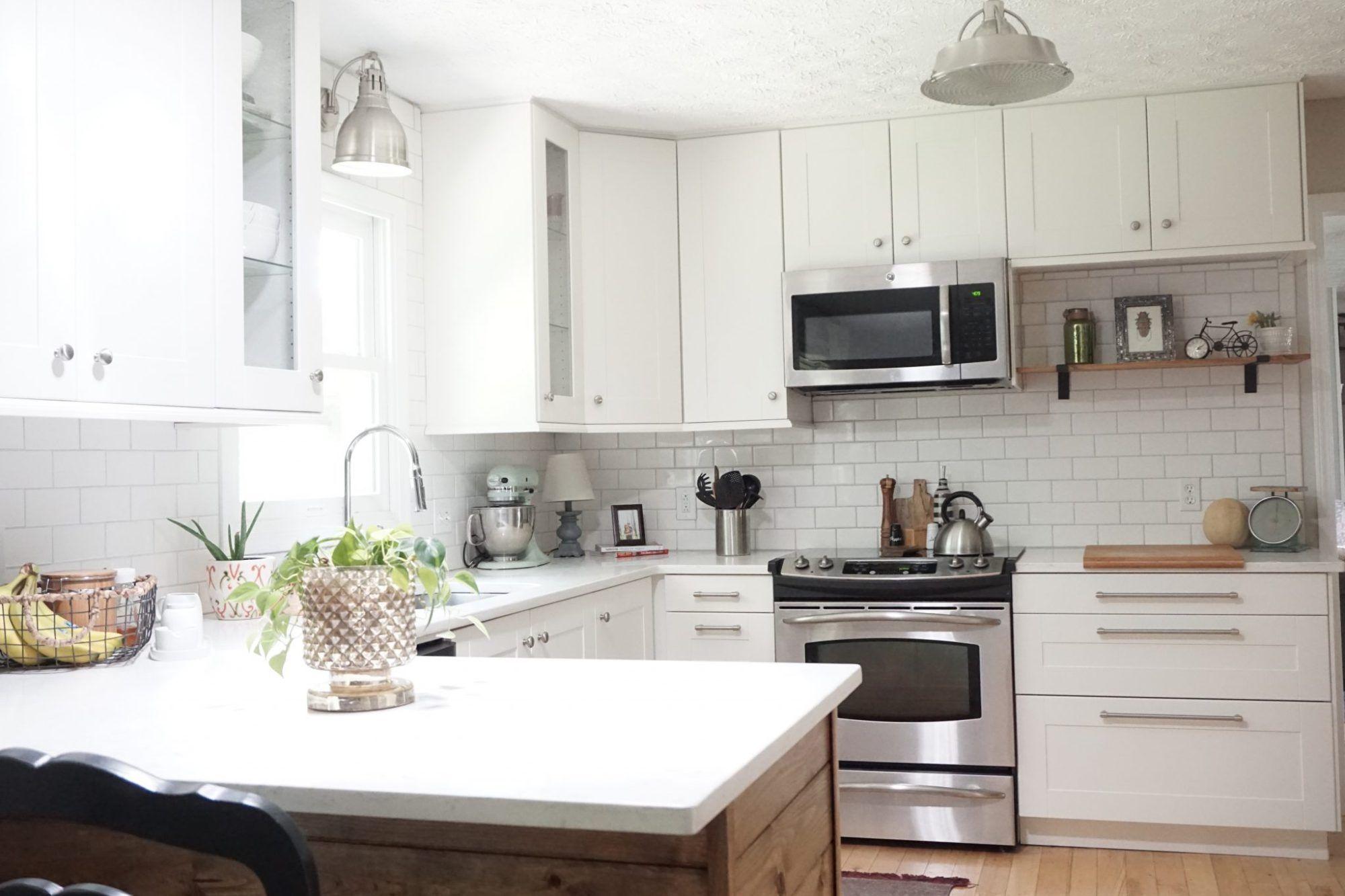 IKEA SEKTION Kitchen Review Ikea kitchen