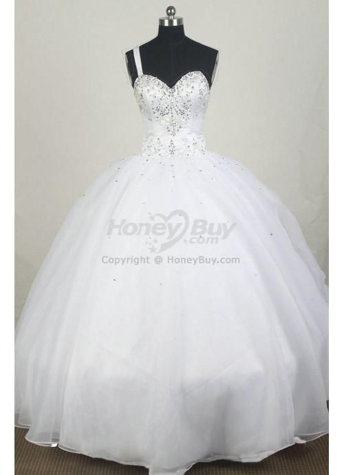 White Quince Dresses | fast shipping beading one shoulder white ...