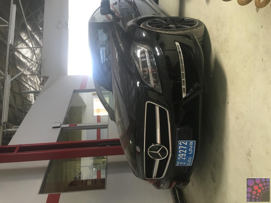 For sale mercedes cls 63 amg 2011