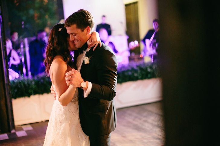 A Romantic Glam Wedding At Chicago Illuminating Company In Illinois