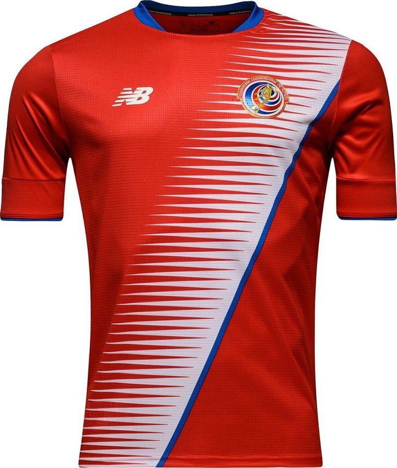 Camisas da Costa Rica 2016-2017 New Balance  ae959c900015a