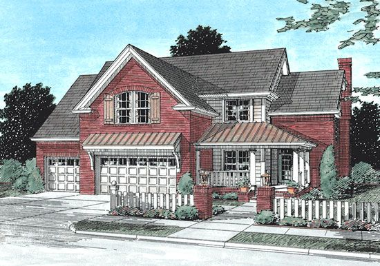 House Plan chp-21443 at COOLhouseplans.com