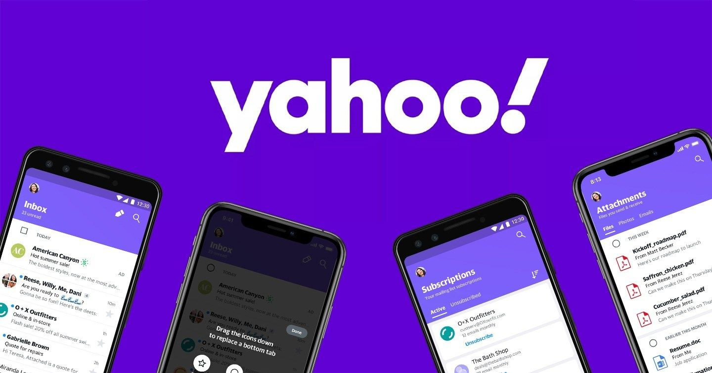 How To Change A Yahoo Mail Password Mail Login Change Yahoo