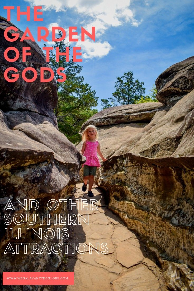 The Garden of the Gods and Other Southern Illinois