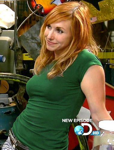 Mythbusters carrie youporn photo 83