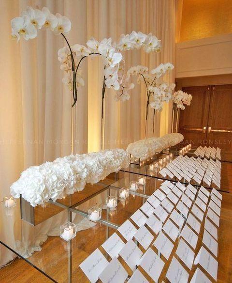 Wedding Decorations For Less: 42 Chic Modern Wedding Decor Ideas