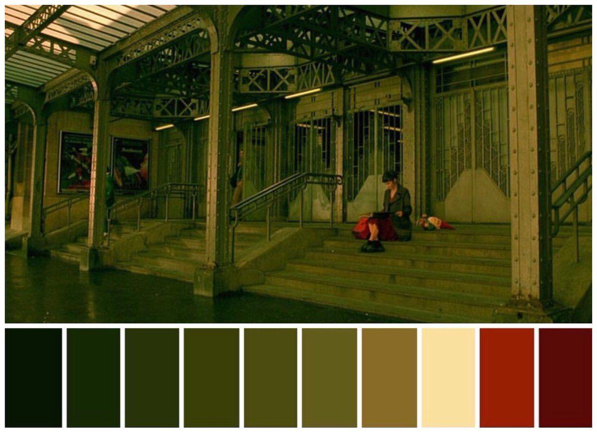 Amelie 2001 Director Jean Pierre Jeunet Cinematography Bruno