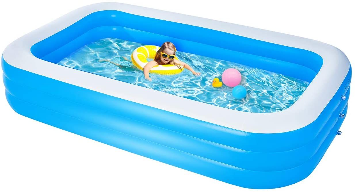 Summer Waves Long Horizontal Beam for Rectangular Pools Gray New Without Box