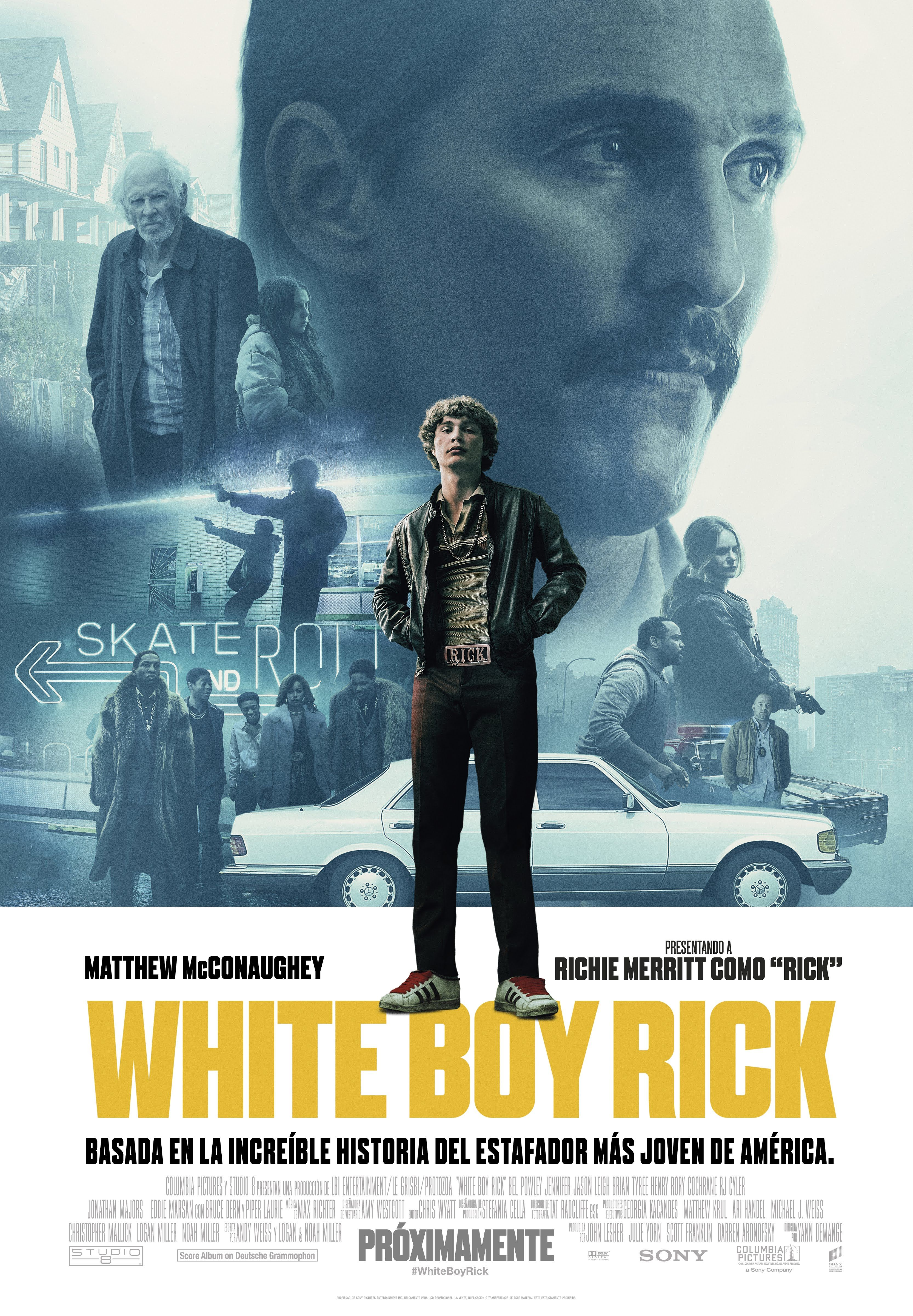 White Boy Rick Full Movies Online Free Movies To Watch Online