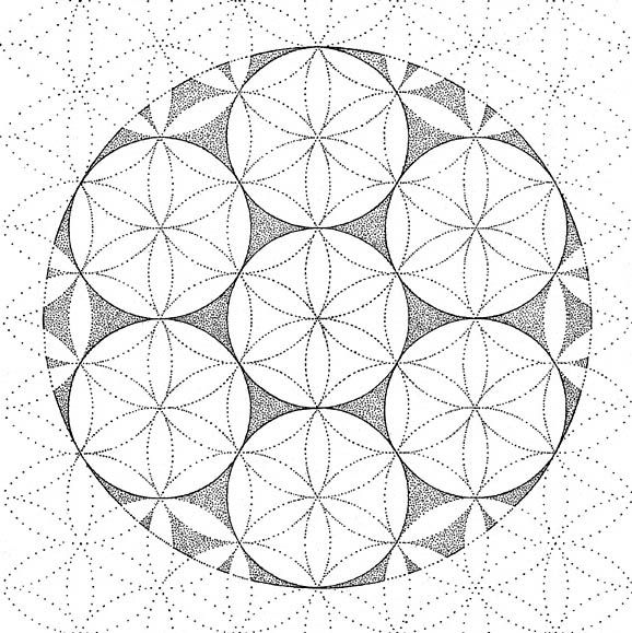 sacred mandala coloring pages - photo#5
