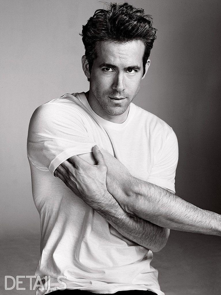 Happy Birthday, Ryan Reynolds  Celebrate With His Sexiest -5588