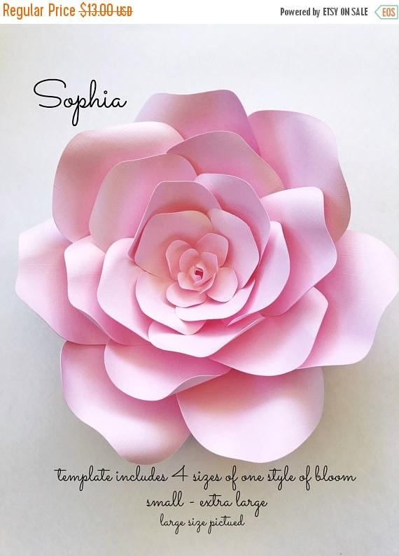 On sale diy paper flowers for photo backdrops or home decor mami on sale diy paper flowers for photo backdrops or home decor mightylinksfo