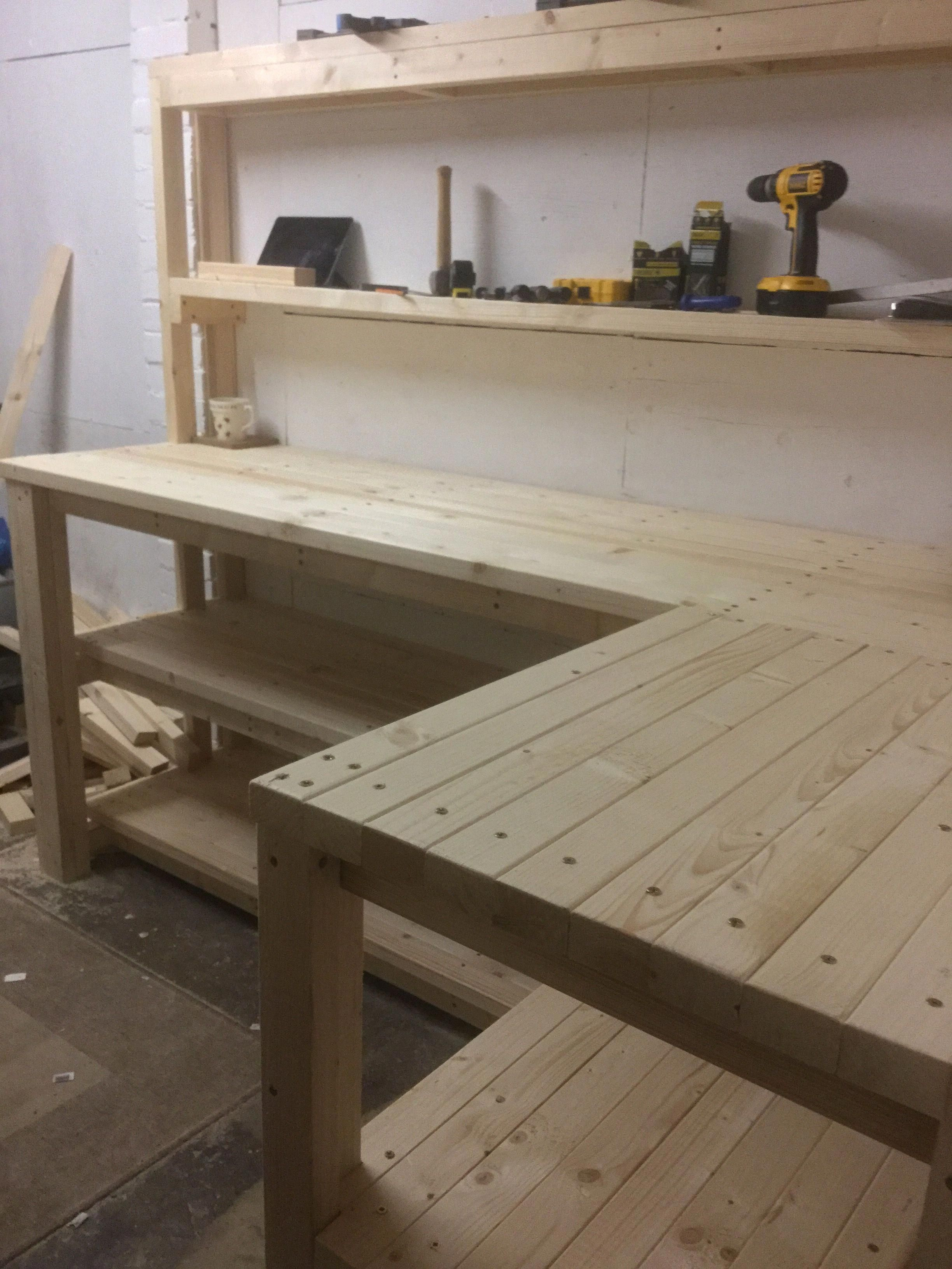 Work bench woodworkingbench Awesome Home ideas in 2019