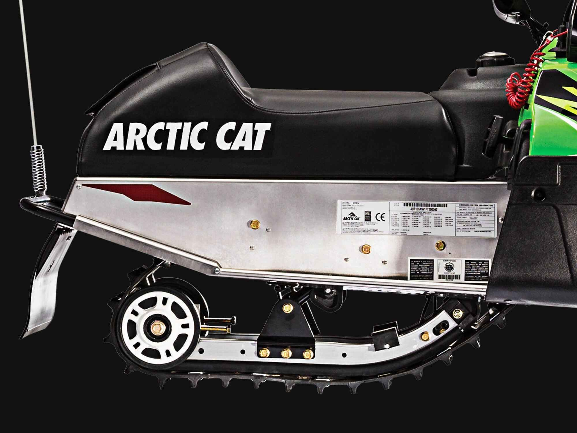 New 2016 Arctic Cat ZR 120 Snowmobile For Sale in