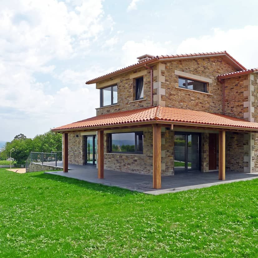 Una casa rústica en Galicia ¡que ha gustado a todos!