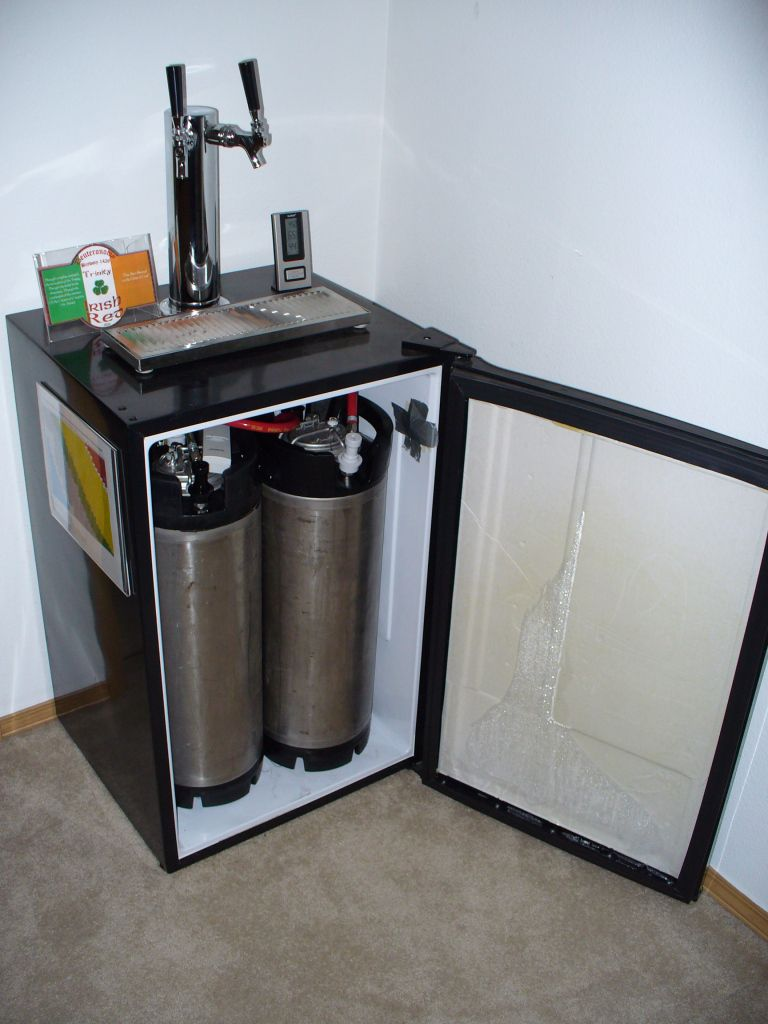 How to Build Your Own Kegerator Kegerator diy, Home
