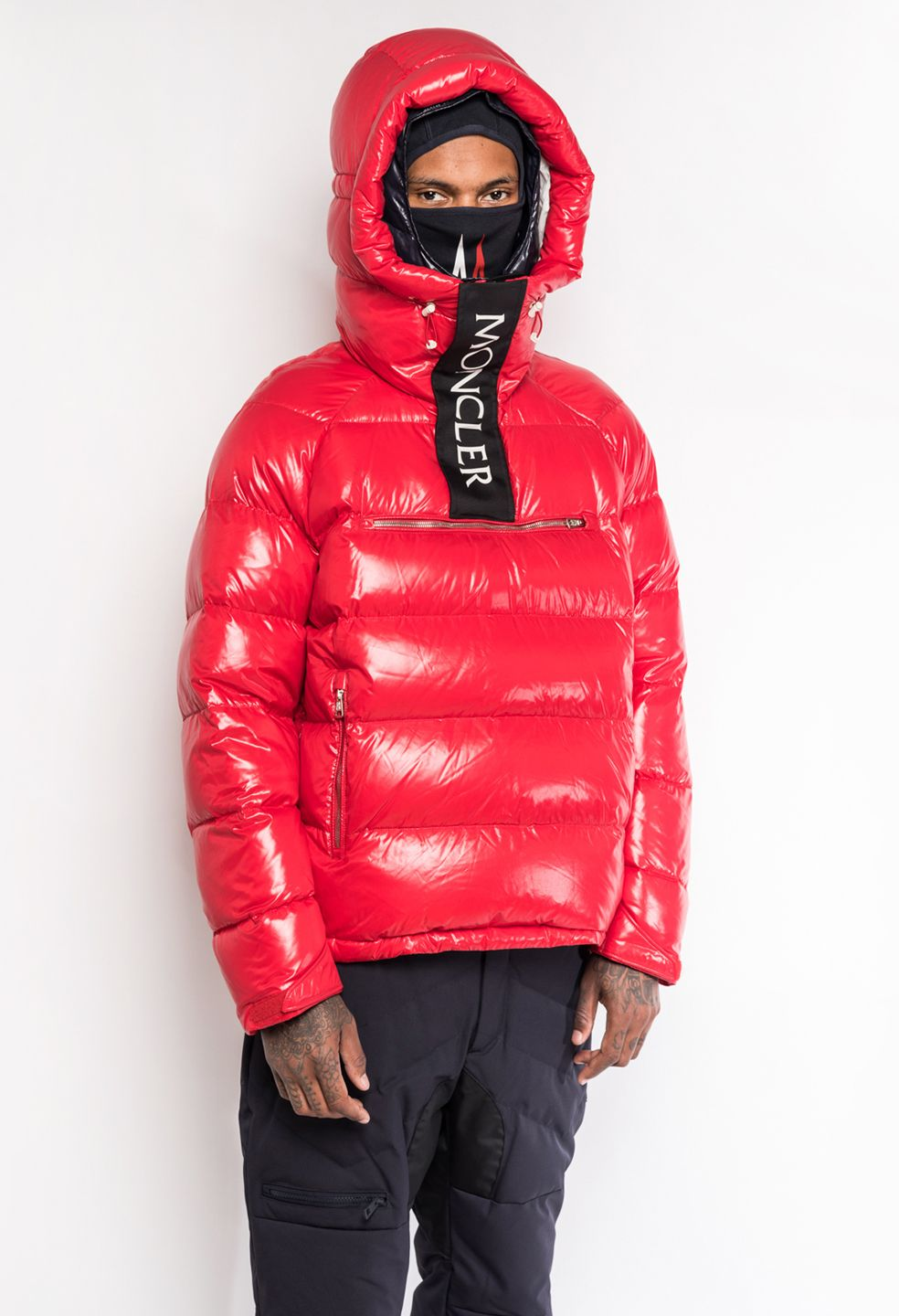 Kith x Moncler | Mens outdoor clothing, Mens outdoor wear