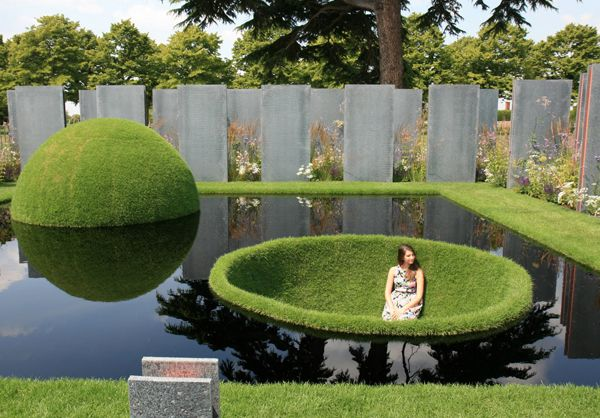 Jardim criativo