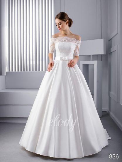Model 836 Elody Wedding Dresses 2015 Wedding Dresses A Wedding