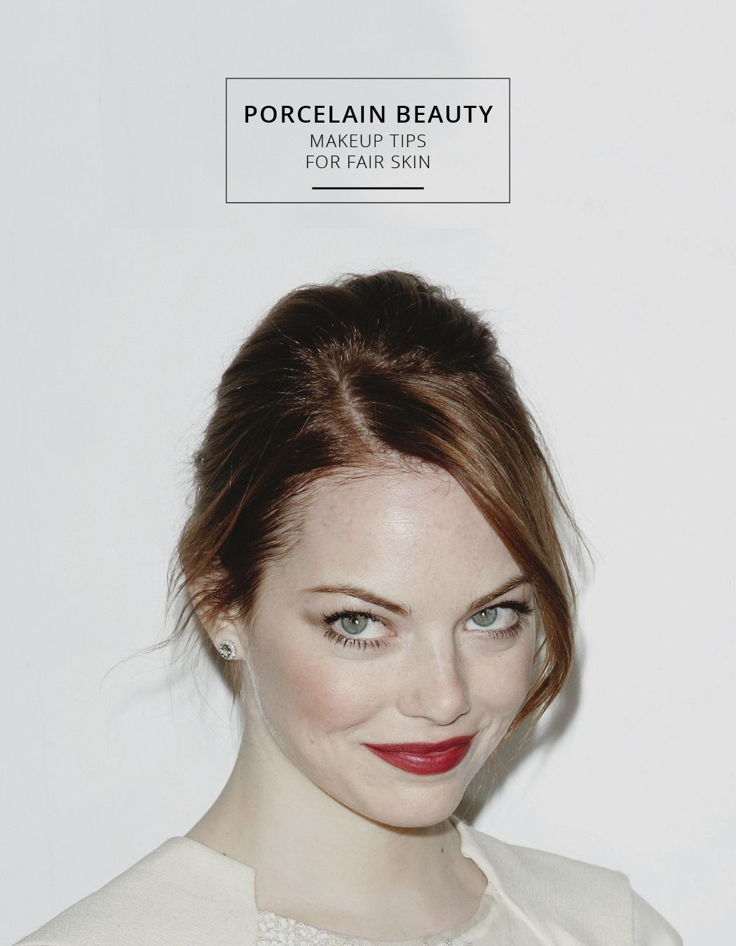 Fair Skin Makeup Tips  see, love, covet - Makeup tips for pale