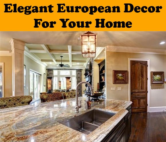 Quiz What Is Your Garden Style: Elegant European Decor For Your Home