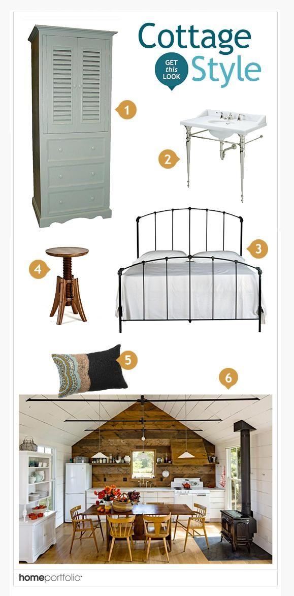 Cottage Style Defined - HomePortfolio   Design Styles, Defined ...
