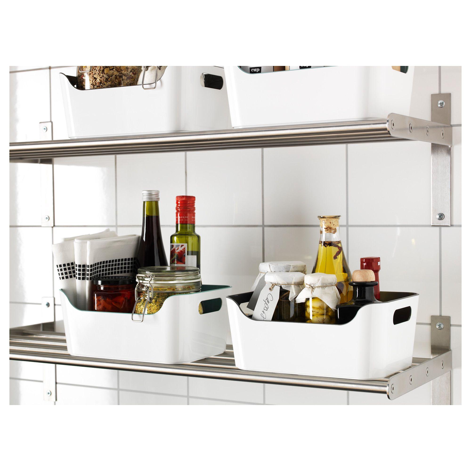 VARIERA κουτί - IKEA | kitchen ideas | Pinterest