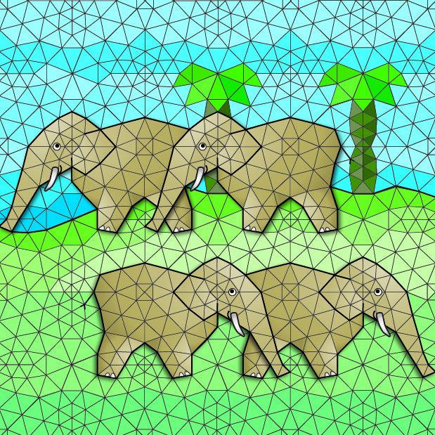 Elefante   Altair design   Pinterest