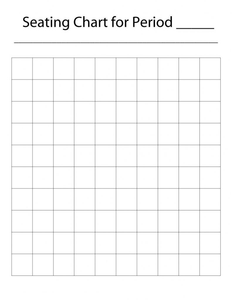 Seating Chart Maker Classroom Seating Chart Template Seating Charts Seating Plan Template