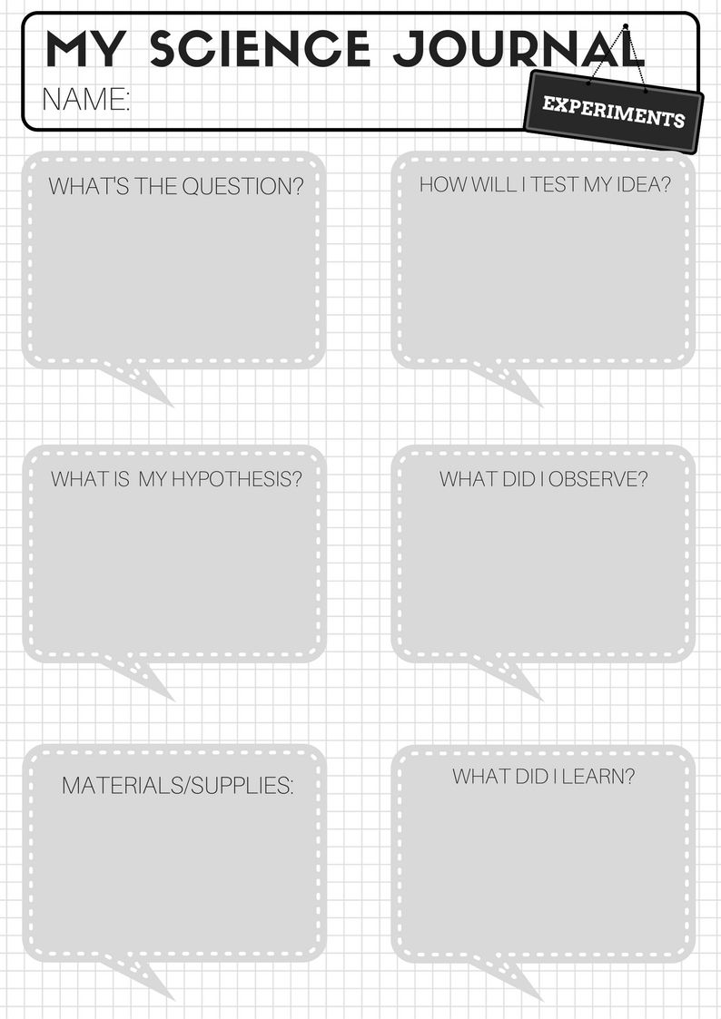 Printable Science Journal Pages With Zoey And Sassafras Science Journal Free Science Worksheets Worksheets For Kids