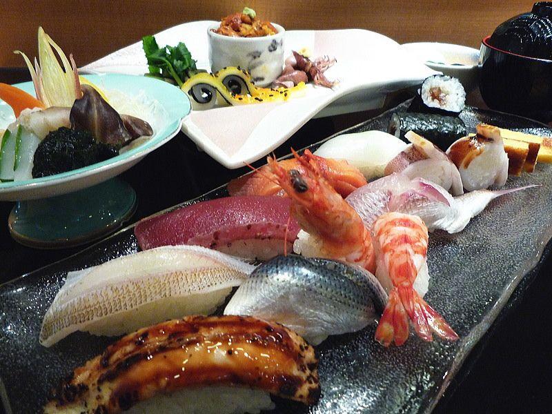 寿司コース