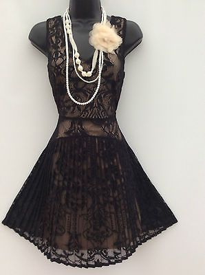 #Charleston,flapper #style dress,ww2,20's,30's,40's,retro-vintage ##style,size 10 ,  View more on the LINK: http://www.zeppy.io/product/gb/2/401038036670/