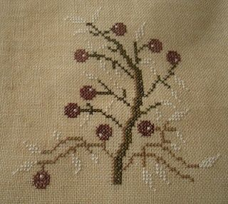 Winterberries Free Pattern.