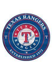 awesome Idées cadeaux pour la fête des mères 2017  - Texas Rangers Round Wood Sign... Check more at https://listspirit.com/idees-cadeaux-pour-la-fete-des-meres-2017-texas-rangers-round-wood-sign/