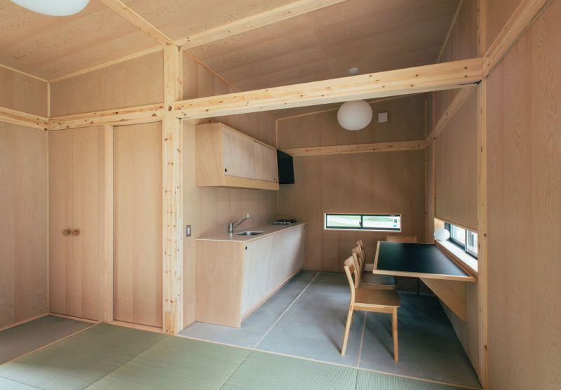drei h tten f r muji k che kitchen pinterest alltag fotos und fertigh user. Black Bedroom Furniture Sets. Home Design Ideas
