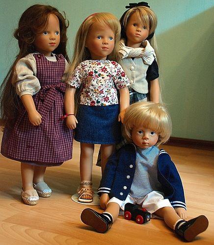 Красавица Готц. Карина от Sylvia Natterer / Куклы Gotz - коллекционные и игровые Готц / Бэйбики. Куклы фото. Одежда для кукол