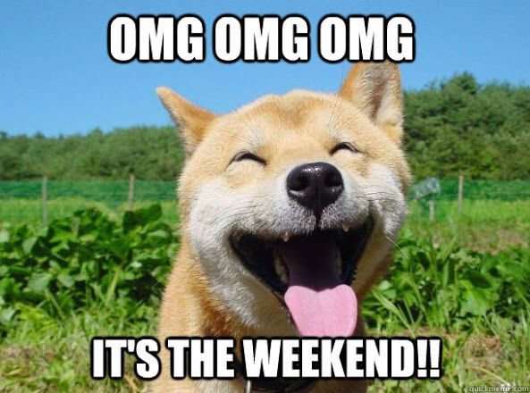 #weekend #funnymemes #meme